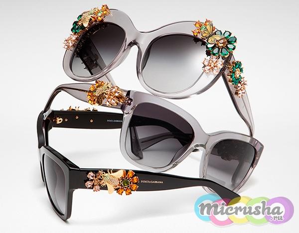 очки от Dolce Gabana