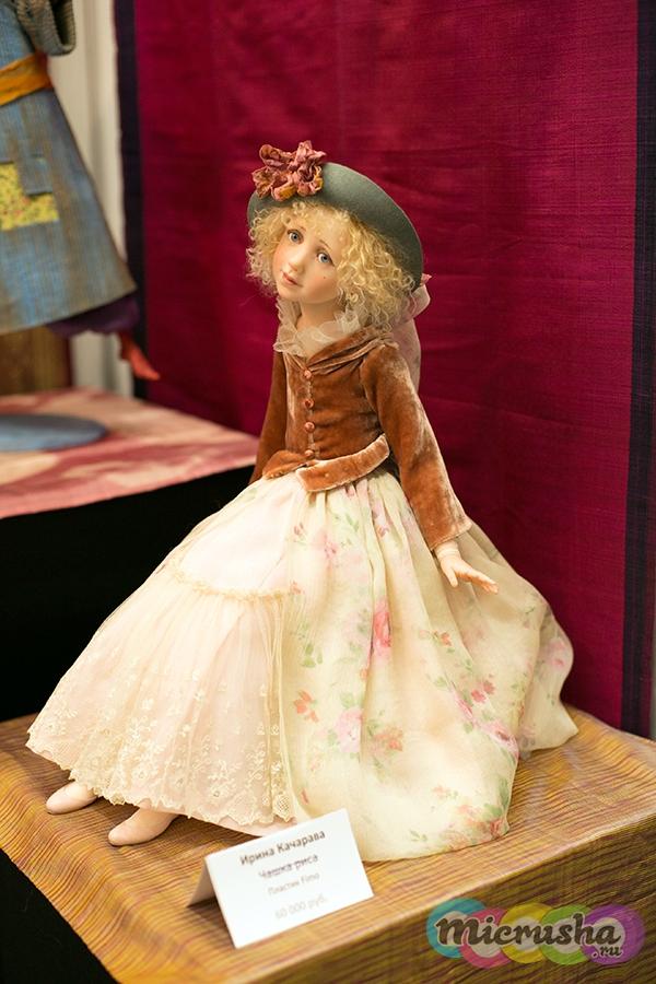 Весенний бал кукол на Тишинке 2015