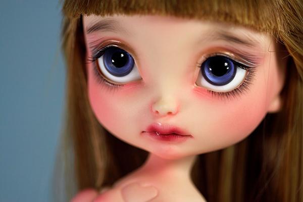 БЖД куклы Poulpy от Lillycat