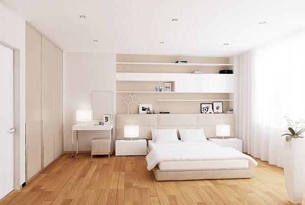 ремонт квартиры белые цвета