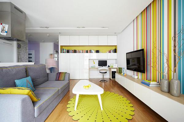 полоски ремонт квартиры