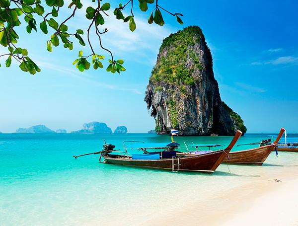 Рейли, Тайланд