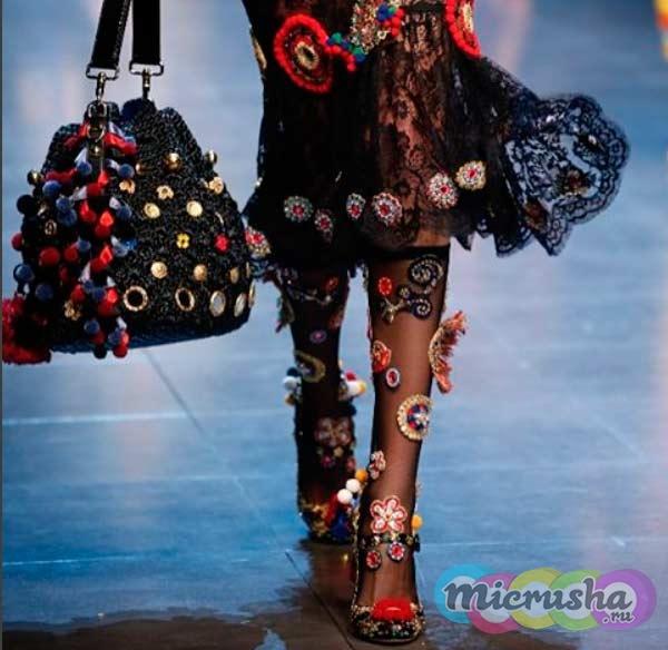 весна - лето 2016 от Dolce & Gabbana