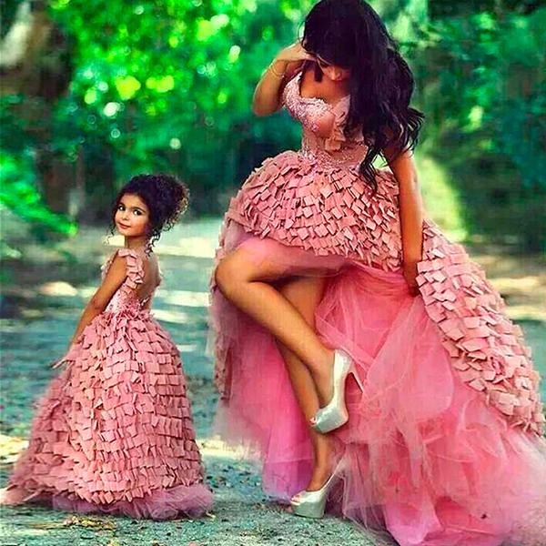 самооценка мамы и дочки