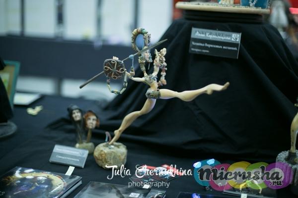 Анна Кормилицина (куклы из дерева)