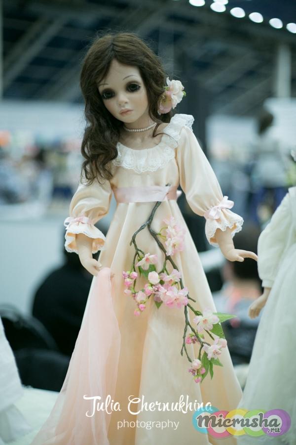 куклы от Siu Ling Vang