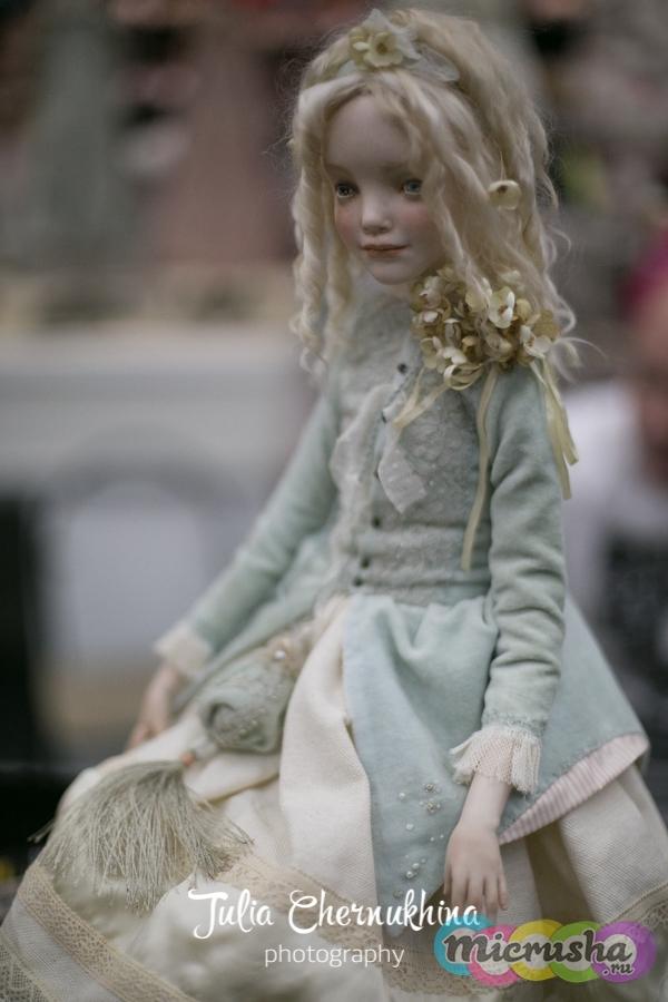 Куклы от Ирины Мещеряковой