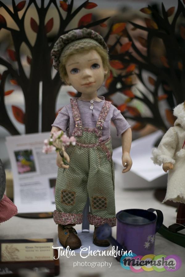 Куклы Юлии Петраковой