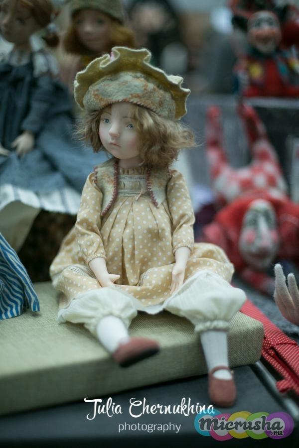 Такая Маша. Куклы.