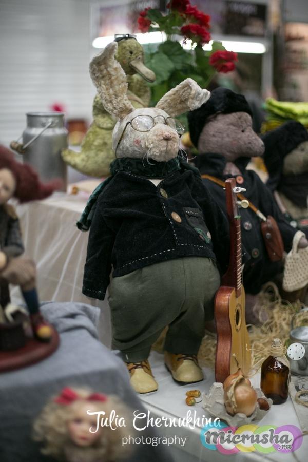 куклы на Тишинке