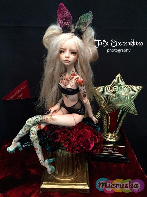 Куклы Татьяны Трифоновой