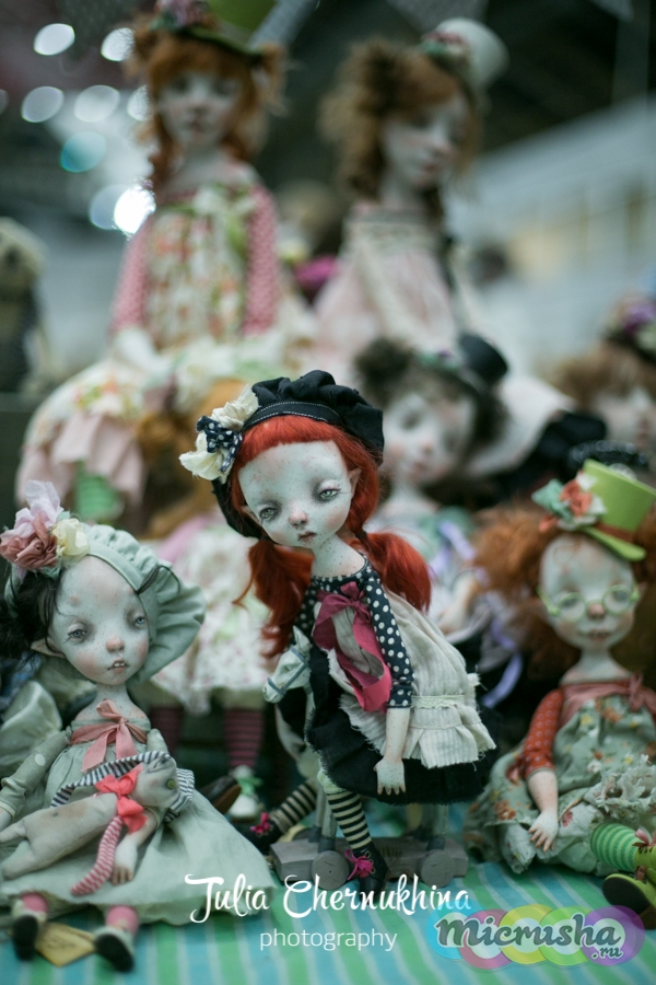 Kardenchiki Art Dolls