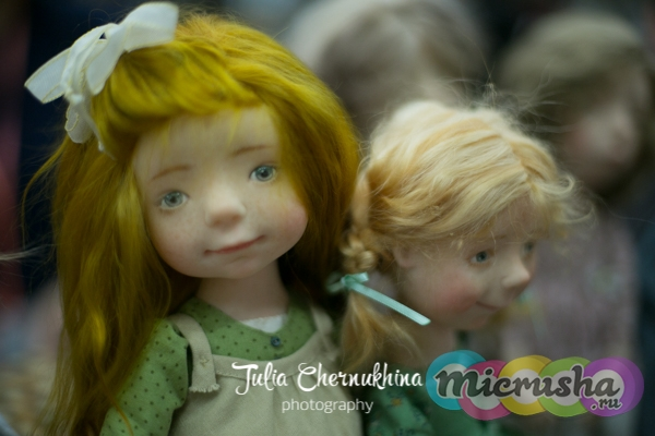 Куклы Натальи Мурашовой