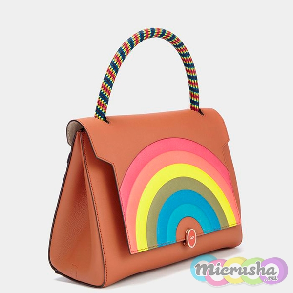 Rainbow Small Bathurst Satchel