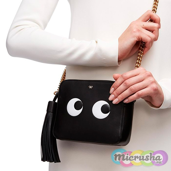 Anya Hindmarch Eyes Cross-Body