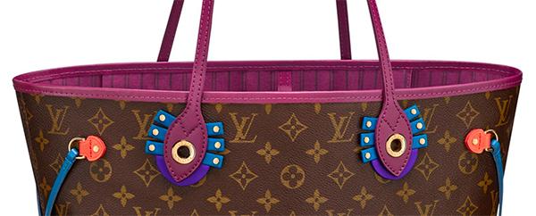 отличительные детали настоящих сумок Louis Vuitton
