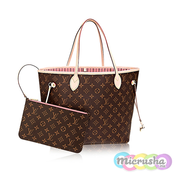 сумка Louis Vuitton в канве