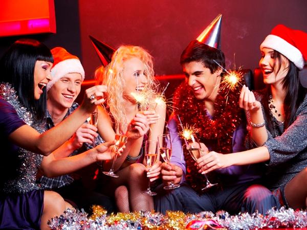 Сценарии Нового года