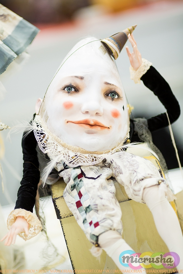 кукла Алисы Филипповой IV Весенний Бал Авторских Кукол
