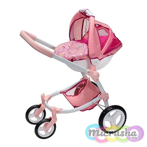 коляска для куклы Беби Бон