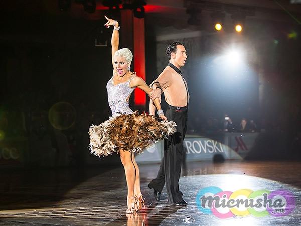 Михал Малитовски и Джоанна Ленис