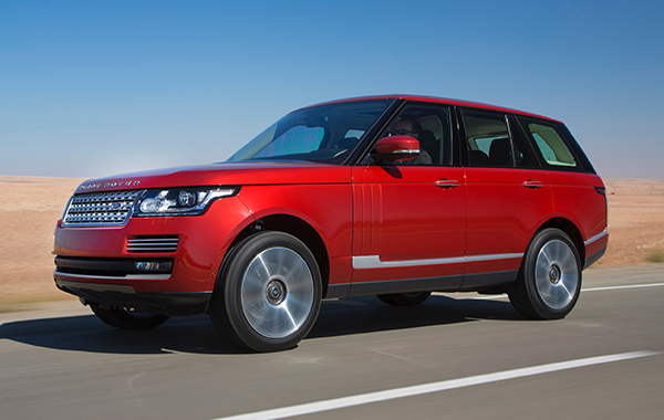 Land Rover Range Rover 5.0 Vogue SE