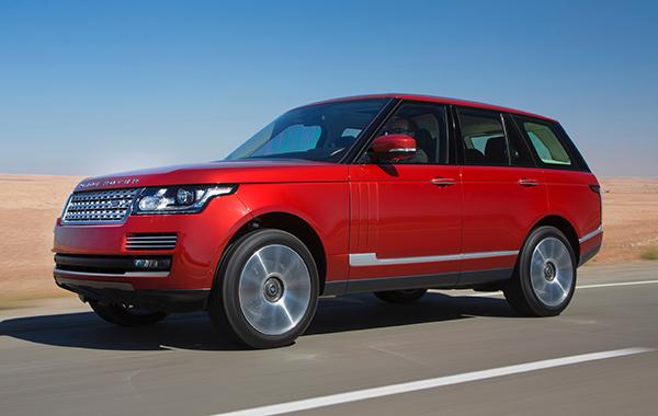Land Rover Range Rover 5.0 Vogue SE