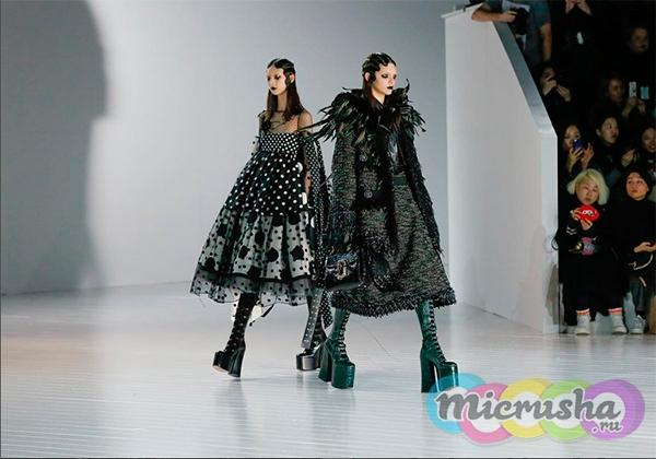 Marc Jacobs коллекция одежды 2016