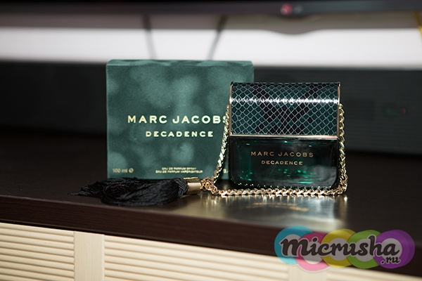 Decadence от Marc Jacobs