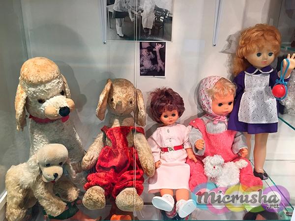 игрушки в музеи детства ЦДМ