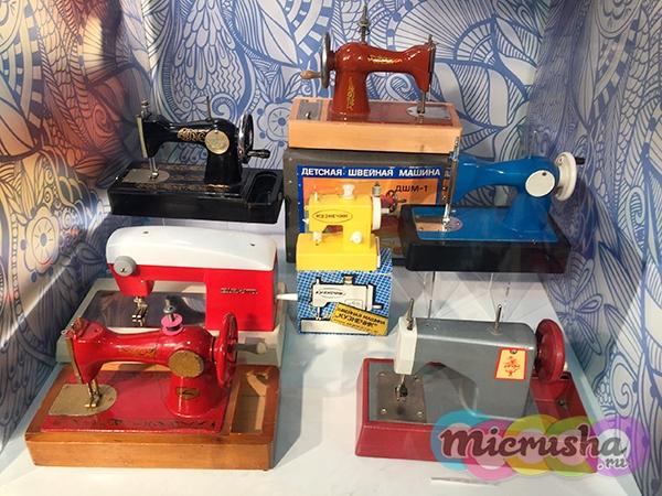 швейная машинка из детства