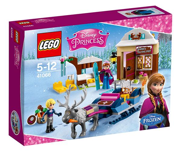 LEGO Princess «Анна и Кристоф: прогулка на санях»