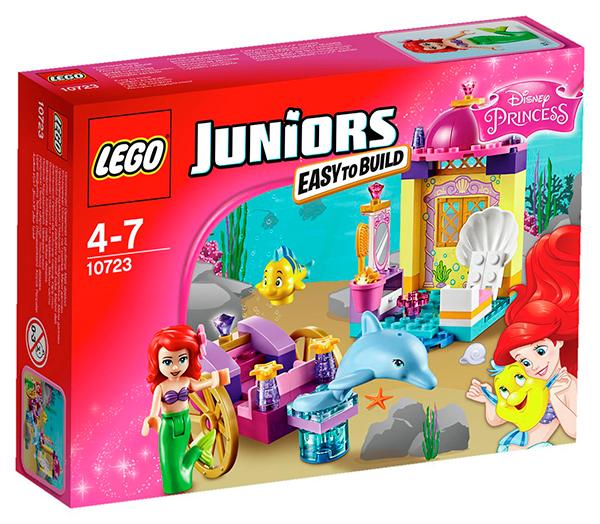 LEGO Juniors «Карета Ариэль»
