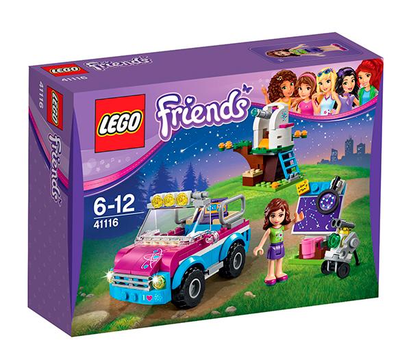 LEGO Friends «Звёздное небо Оливии»
