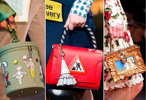 Модные сумки сезона весна-лето 2016