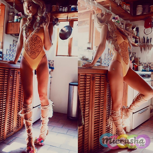 модный купальник от Frankie's Bikinis