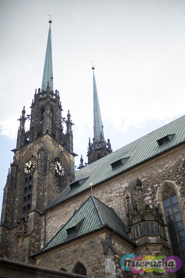 Собор Св. Петра и Павла в Брно, Чехия