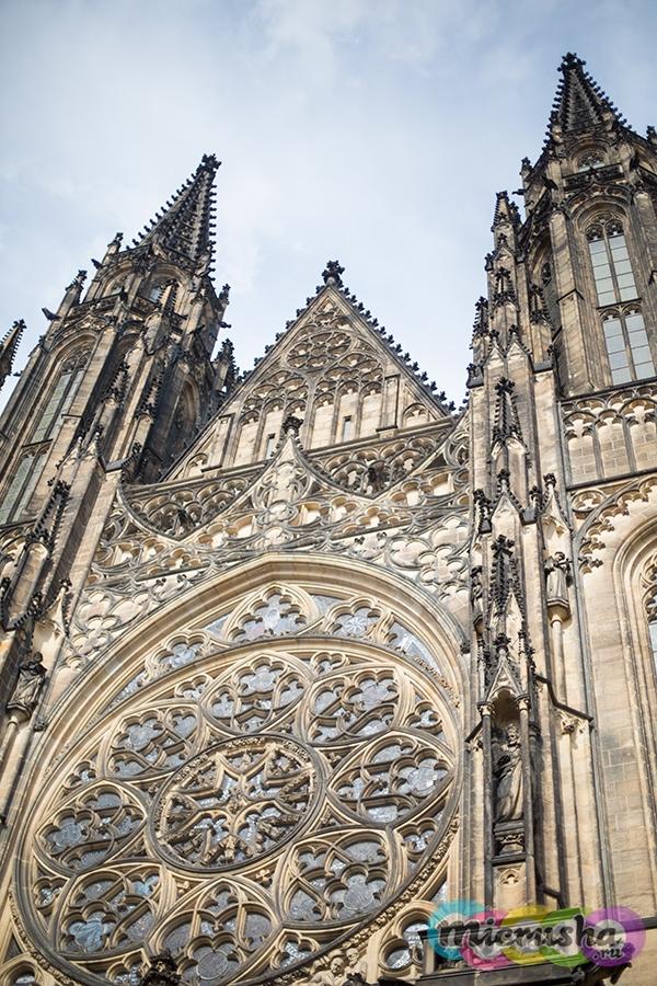 Собор Св. Вита в Праге. Чехия