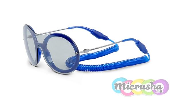 необычные очки от Emporio Armani