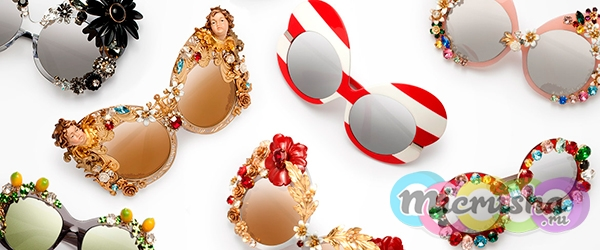 Dolce&Gabbana Flowers Eyewear Special Collection