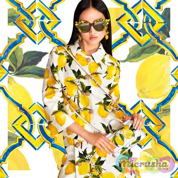 Лимонная коллекция Italian Summer