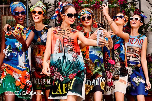 очки Dolce&Gabbana 2016