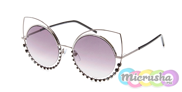 Marc Jacobs Crystal Studded Sunglasses