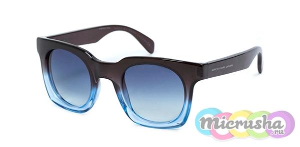 квадратные солнцезащитные очки от Marc Jacobs