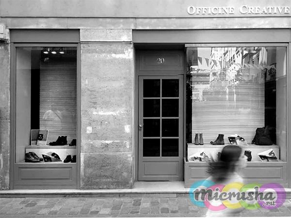магазин Officine Creative в Италии