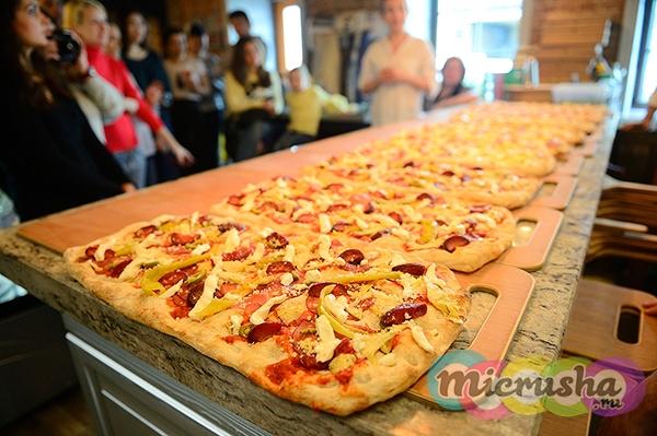 итальянская пиццерия Scrocchiarella