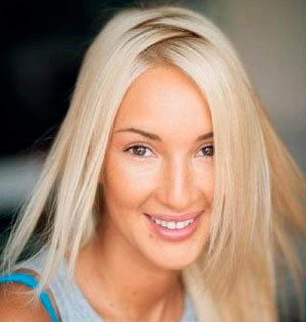 Лера Кудрявцева без макияжа