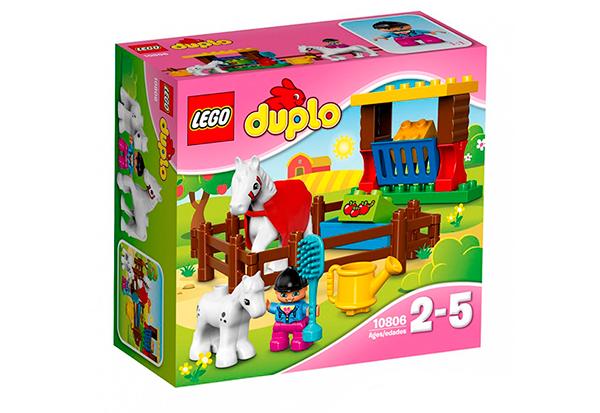 «Лошадки» от LEGO DUPLO