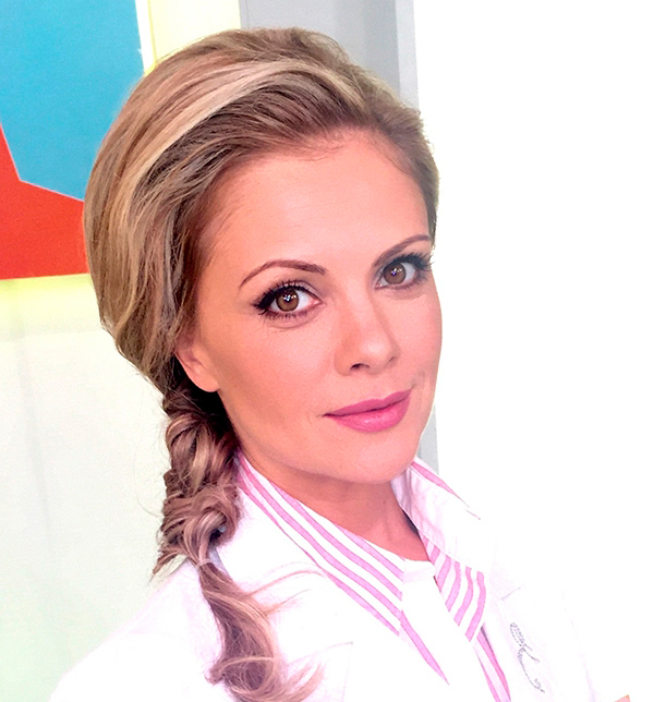 Юлия Чахонина, диетолог
