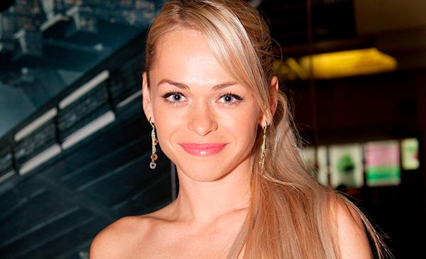 Анна Хилькевич без макияжа